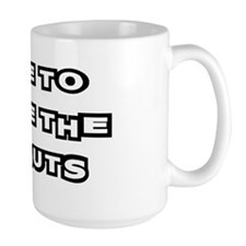 Make The Donuts Mug