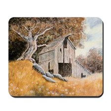 Old Barn Mousepad