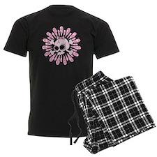 Sweet Pink Skull Pajamas