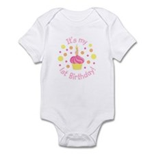 First Birthday Girl Infant Bodysuit