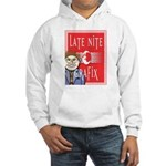 LNG logo & Jack the Late Nite Hooded Sweatshirt