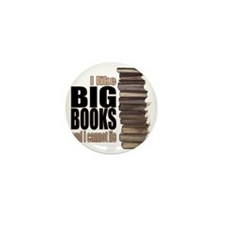 Big Books Mini Button