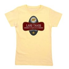Lake Tahoe Nature Marquis Girl's Tee
