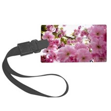 Spring time Cherry Blossoms Luggage Tag