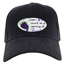 Does Wine Count Baseball Hat