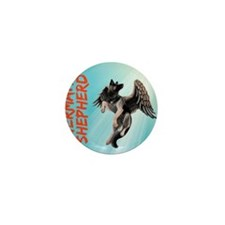 My German Shepherd Dog Mini Button