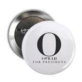 """O for Prez"" Button"