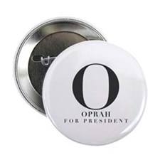 """""""O for Prez"""" Button"""