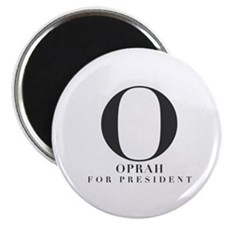 """O for Prez"" 2.25"" Magnet (10 pack)"