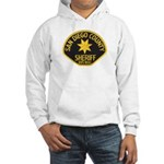 San Diego Sheriff Hooded Sweatshirt