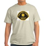 San Diego Sheriff Light T-Shirt