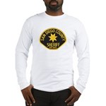 San Diego Sheriff Long Sleeve T-Shirt