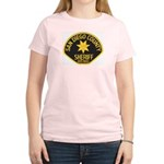 San Diego Sheriff Women's Light T-Shirt