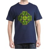 Celtic Cross Symetric V2 T-Shirt