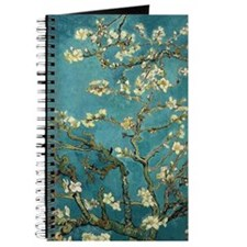 Van Gogh Almond Branches In Bloom Journal