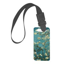 Van Gogh Almond Branches In Bloo Luggage Tag