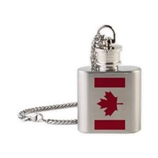 iPhone 5 Canada Flask Necklace