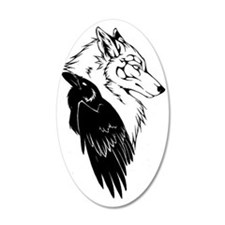 Valraven TM Wall Decal