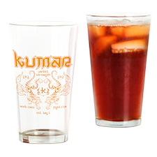 Kumar Tigers 1 Drinking Glass