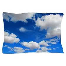 Cloudy Sky Pillow Case