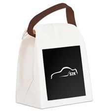 Honda S2k Canvas Lunch Bag
