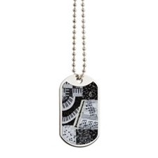 0562-nook-clarinet Dog Tags