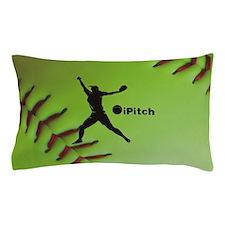iPitch Fastpitch Softball (right hande Pillow Case