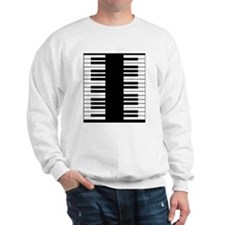 Piano Key Sweatshirt