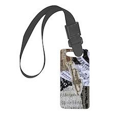 0375-incredible-trumpet Luggage Tag