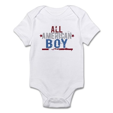 All American Boy Infant Bodysuit