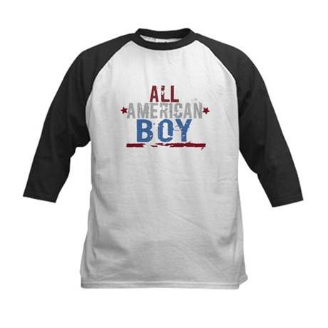 All American Boy Kids Baseball Jersey