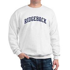 Ridgeback (blue) Jumper