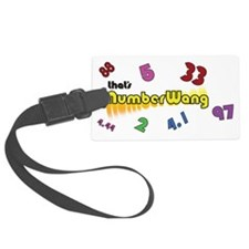 Numberwang ! Luggage Tag