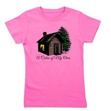 A Cabin of my own Girl's Tee