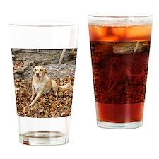rodney cropped Drinking Glass