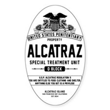 Alcatraz S.T.U. Decal