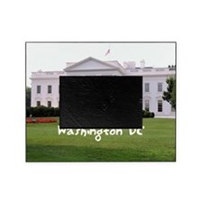 WashingtonDC_10X8_puzzle_mousepad_Wh Picture Frame