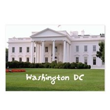 WashingtonDC_10X8_puzzle_ Postcards (Package of 8)