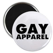 Gay Apparel Magnet
