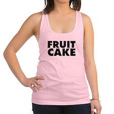 Fruitcake Racerback Tank Top