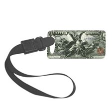 $5 Educational Note Luggage Tag