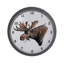 large  2 Wall Clock