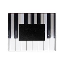 Piano Keyboard 5 Picture Frame