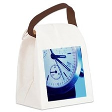 Wristwatch Canvas Lunch Bag