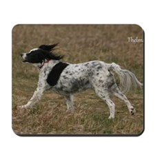I love Setters! Mousepad