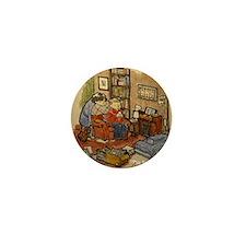 Podcasting In 221b 2 Mini Button