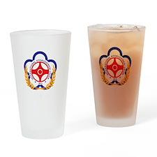 Rensselaer IKU Drinking Glass