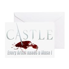 Castle Art Pen Every Artist needs a  Greeting Card
