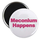 "The Meconium 2.25"" Magnet (10 pack)"