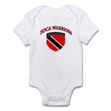 Trinidad and Tobago soccer Infant Bodysuit